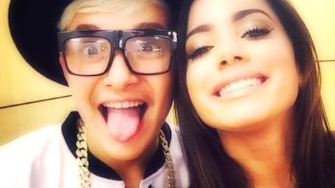 MC Gui nega 'algo mais' com Anitta: 'Sou solteiro e falo na cara'