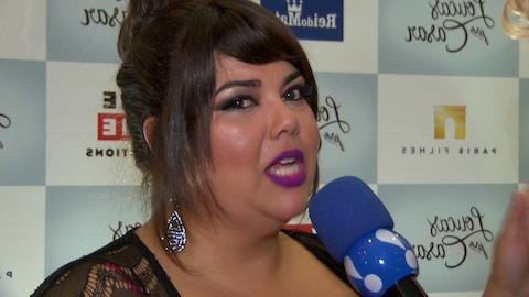 Fabiana Karla diz que 'Zorra Total' pode mudar de nome