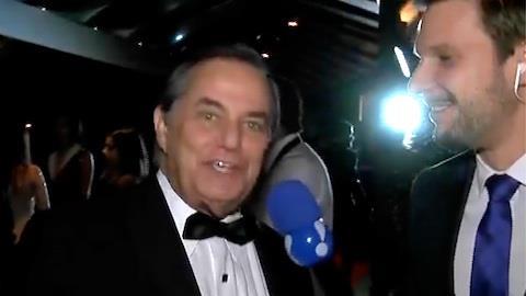 Ronnie Von diz que chocou a fam�lia ao virar cantor: 'Fui ovelha azul'