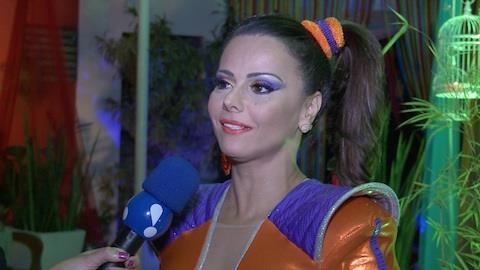 Viviane Ara�jo completa 40 anos: 'Tenho tudo para comemorar'