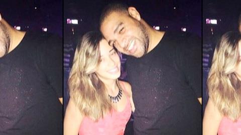Musa da Rocinha termina namoro com Adriano 'Imperador'