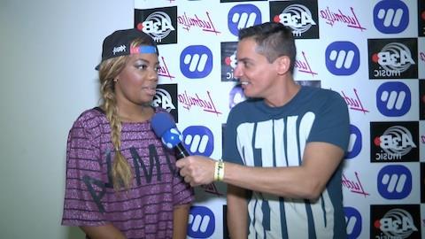 MC Ludmilla fala sobre lipo: 'Agora eu quero exibir a barriga'