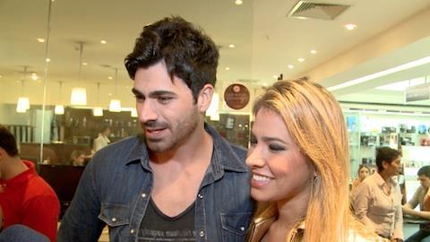 Ex-BBB Adriana Sant'Anna e Rodrig�o podem ter se separado ap�s quatro anos