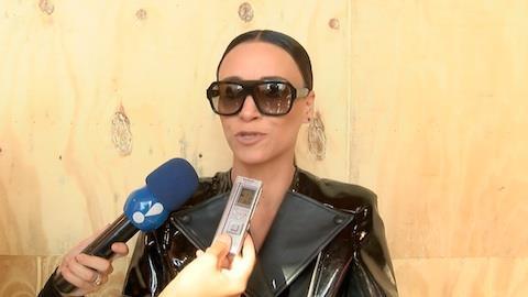 Suzana Pires conta se est� vivendo 'affair' com Klebber Toledo