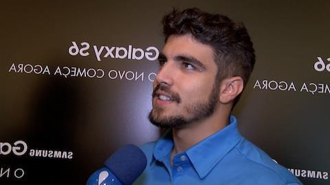 Caio Castro confirma que conversou com traficantes para nova novela