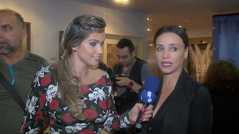 Suzana Pires diz que cena sobre 'borboleta paraguaia' agu�ou imagina��o