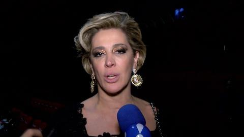 Claudia Raia conta que o filho morre de ci�mes dela