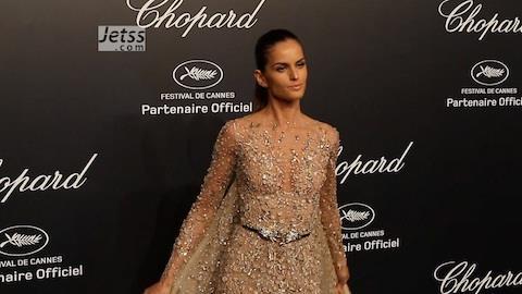 Glamour! Brasileiras brilham no Festival de Cannes