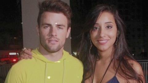 Ex-BBBs Rafael e Talita terminam e reatam namoro em menos de 24h