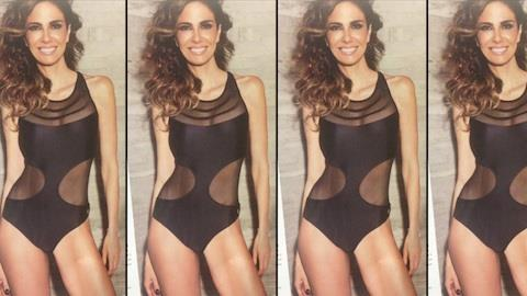 Luciana Gimenez revela segredos de beleza e boa forma