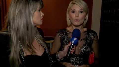 Antonia Fontenelle fala sobre pol�mica dos bens de Marcos Paulo