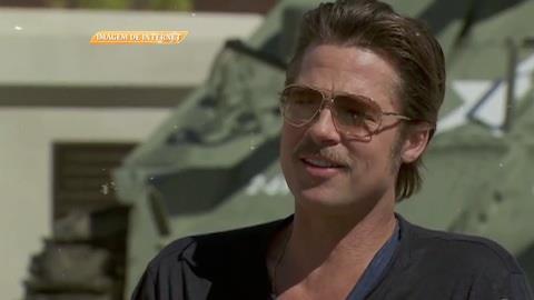 Revista garante que Brad Pitt seria bissexual