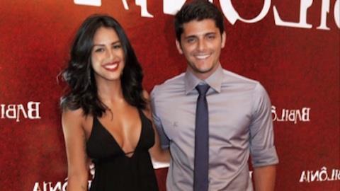 Bruno Gissoni desconversa sobre fim do namoro com atriz: 'estou feliz'