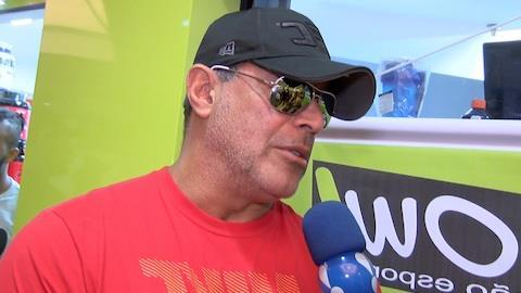 Alexandre Frota elogia Silvio Santos: 'me sinto � vontade com ele'