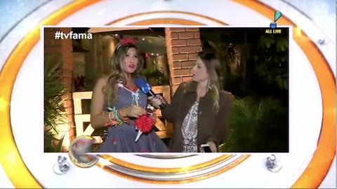 L�via Andrade revela se est� solteira