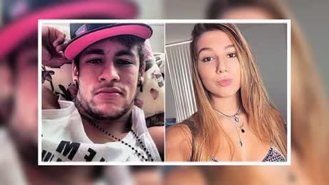 Carol Portaluppi fica irritada com especula��es sobre Neymar