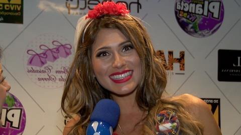 L�via Andrade anuncia que vai se casar: 'n�o pode perder muito tempo'