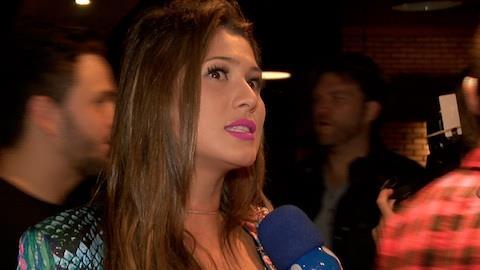 L�via Andrade confessa que n�o est� '100% feliz' com o trabalho