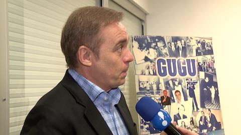 'Silvio Santos s� tem um amigo, que se chama Jassa', revela Gugu Liberato