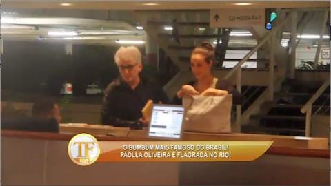 Paolla Oliveira curte a solteirice no Rio de Janeiro