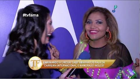 Gaby Amarantos fala do 'peitinho' que pagou ao vivo