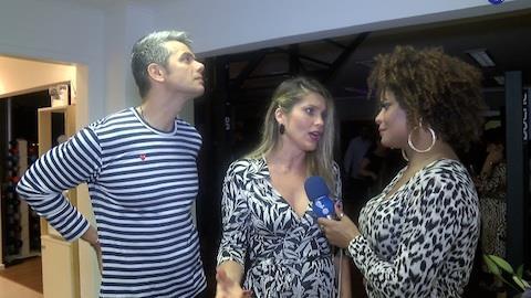 'Somos ligados no 220v', conta Fl�via Alessandra sobre rela��o com Otaviano