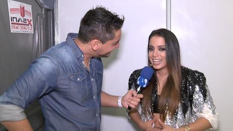 Anitta explica por que n�o assume novo namorado: 'limite de tr�s meses'