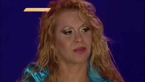 Joelma se emociona em show da banda Calypso e 'alfineta' Chimbinha