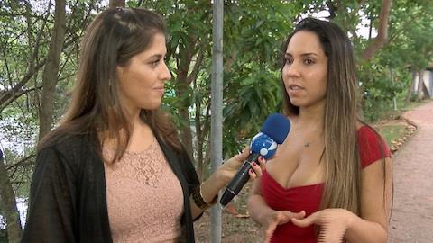 Mulher Mel�o vive garota de programa de pris�o em seriado: 'fiquei nua'