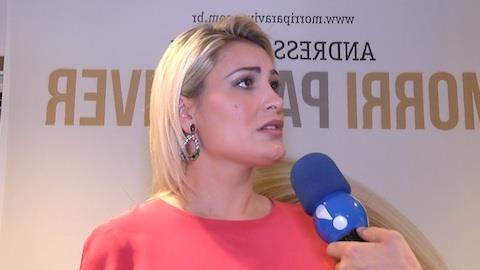 Andressa Urach conta que namorou com bandidos: 'poderia estar presa'