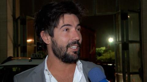Sandro Pedroso confessa que ainda n�o conhece o sogro, Leonardo