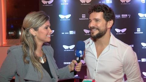Daniel de Oliveira confessa que ainda n�o escolheu nome do beb� com Sophie