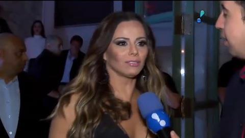 Viviane Ara�jo nega ter sofrido preconceito de atores: 'bem recebida'
