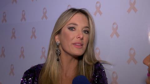 Ticiane Pinheiro fala sobre f�rias com C�sar Tralli: 'namoramos bastante'