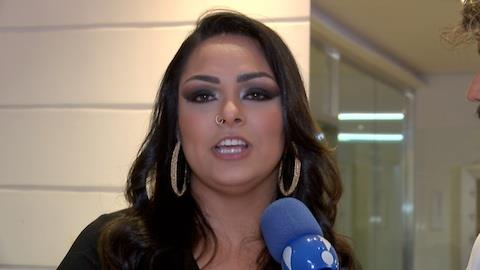 Mulher Melancia revela que quase foi presa ap�s viagem aos EUA
