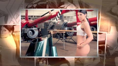 Priscila Pires posa sexy e faz acusa��es graves sobre o ex-marido
