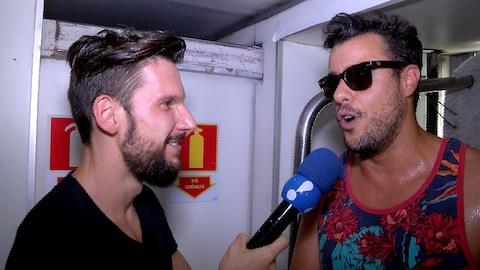 Ex de Paolla Oliveira, Joaquim Lopes prefere curtir Carnaval solteiro
