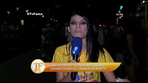Musas prometem agitar a Sapuca� no segundo dia de desfiles na Sapuca�