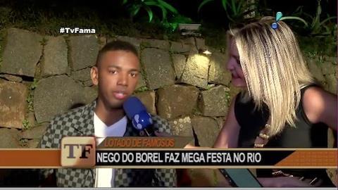 Nego do Borel fala sobre aquisição de mansão: