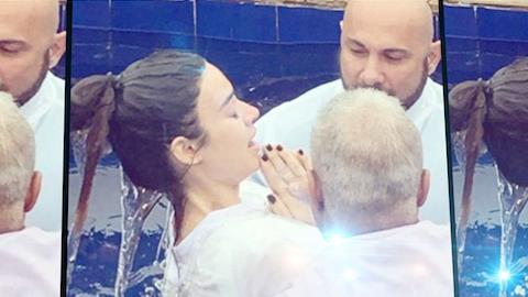 Thaila Ayala rebate polêmica sobre batismo: