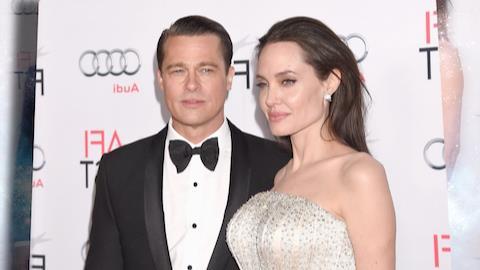 Angelina Jolie teria flagrado traição de Brad Pitt