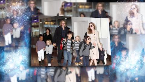 Brad Pitt está sendo investigado nos EUA por agressão aos filhos