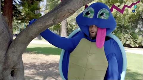 Maroon 5 lança clipe divertido inspirado no jogo Pokémon Go