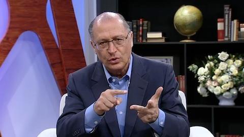 Geraldo Alckmin diz que greve dos professores é política