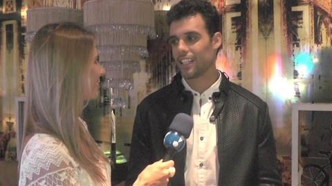 Adriano D�ria confessa n�o abrir m�o do uso de incensos