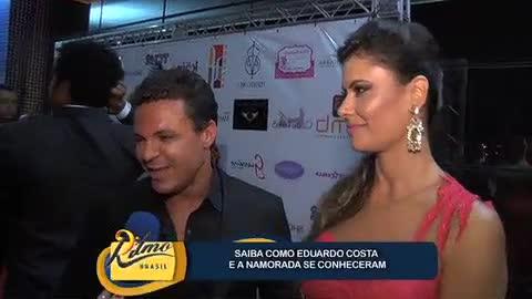 Eduardo Costa vai casar e Leonardo vai fazer a despedida de solteiro