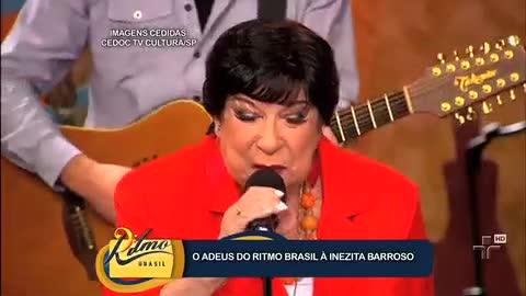 Ritmo Brasil presta homenagem � Inezita Barrosa