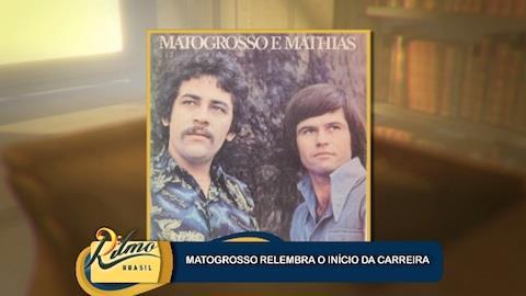 Matogrosso fala das dificuldades de ser m�sico nos anos 70