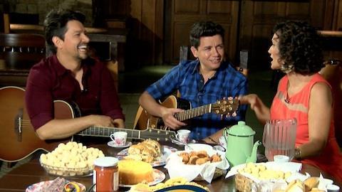 Cantores de duplas sertanejas revelam como est� o cora��o