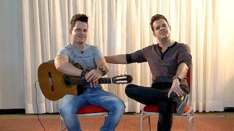 Jo�o Neto e Frederico falam sobre o DVD gravado em show de Vit�ria